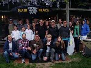 Main Beach & Quicksilver Team Session